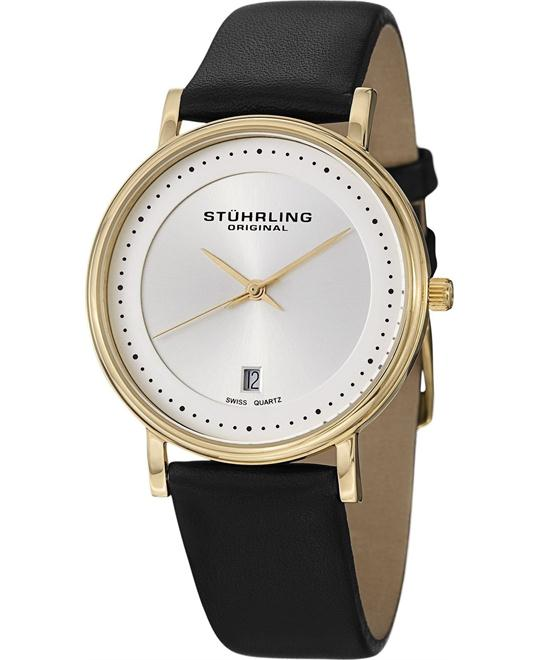 Stuhrling Original 734G.04 Men's Castorra Swiss, 40mm
