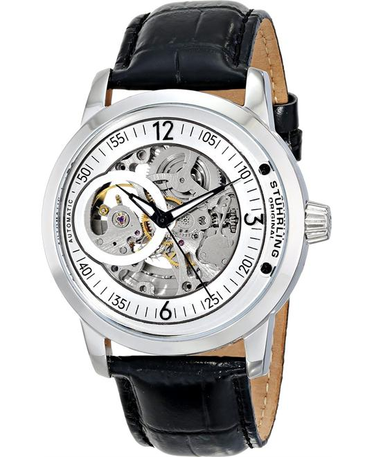 Stuhrling Original 837.01 Men's Delphi Saros, 42mm