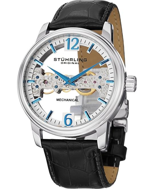 Stuhrling Original 841.01 Men's Aristocrat Cardinal, 46mm