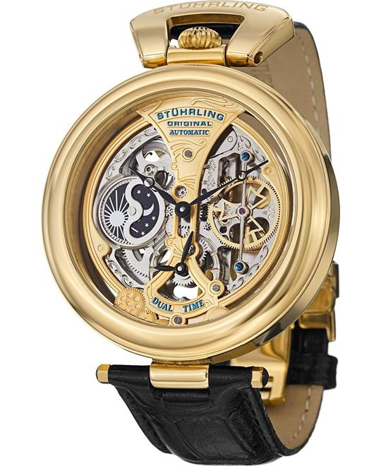 Stuhrling Original 127A.333531 Men's Emperor's Automatic, 49mm