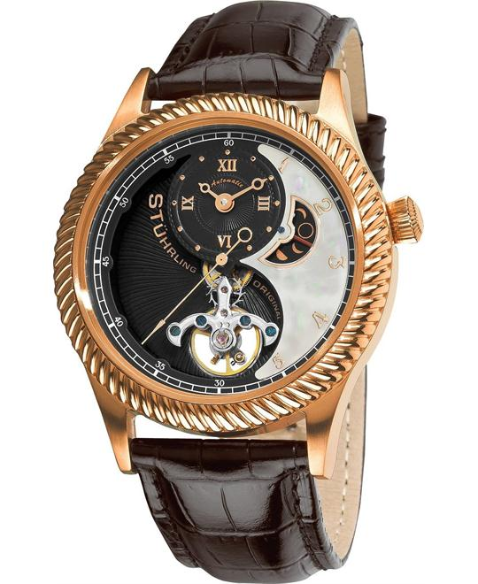 Stuhrling Original 91D.334554 Men's Automatic Watch, 46mm