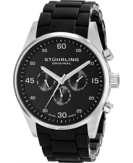 Stuhrling Original 352.01 Unisex Analog Swiss, 43mm