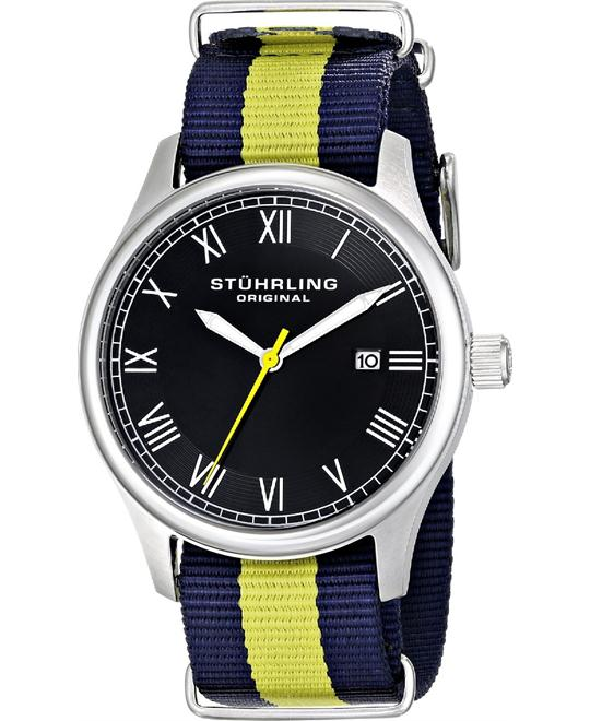 Stuhrling Original 522.03 Unisex Collection watch, 43mm