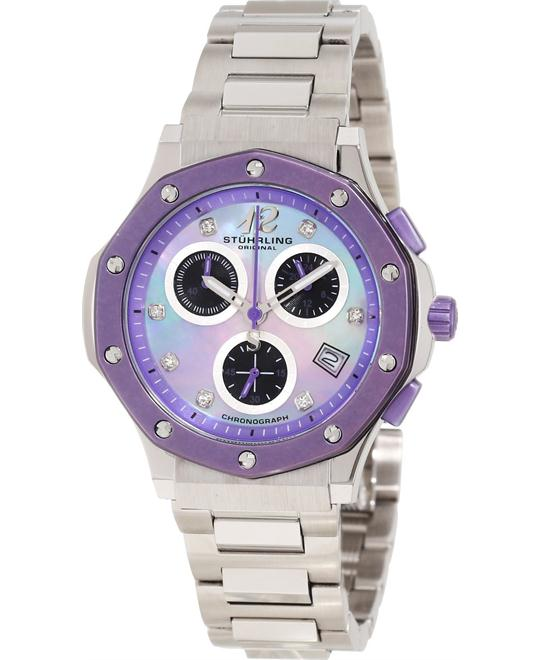 Stuhrling Original 180.121178 Women's Chronograph, 38mm