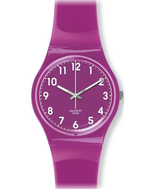 Swatch Amethysia Ladies Watch, 34mm