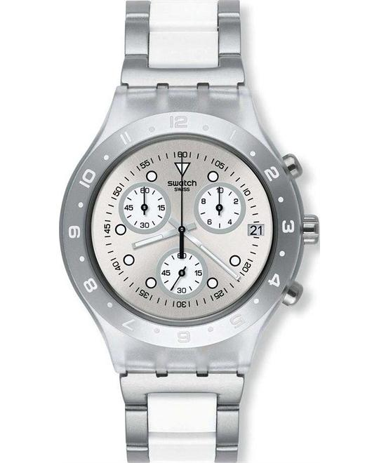 Swatch Astyanax Chronograph Ladies Watch,43mm
