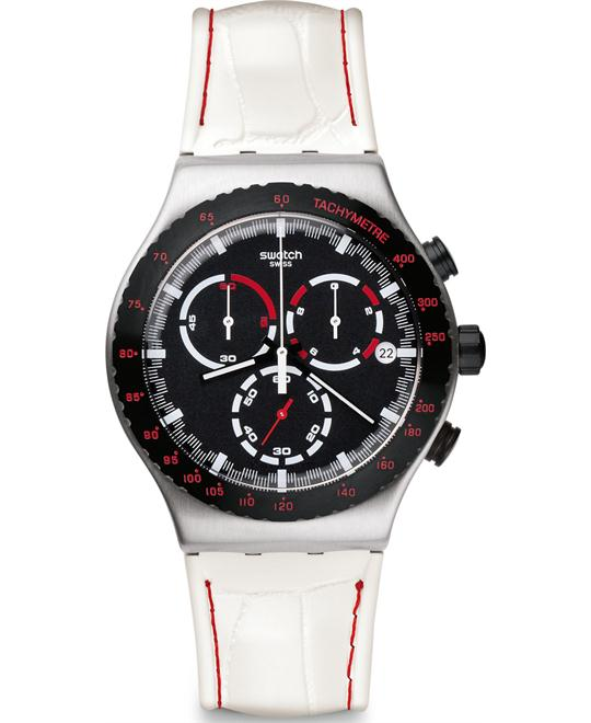 Swatch Daikanyama Chronograph Mens Watch, 43mm