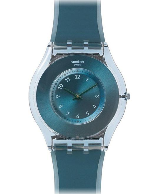 Swatch Dive In Ladies Watch, 34mm