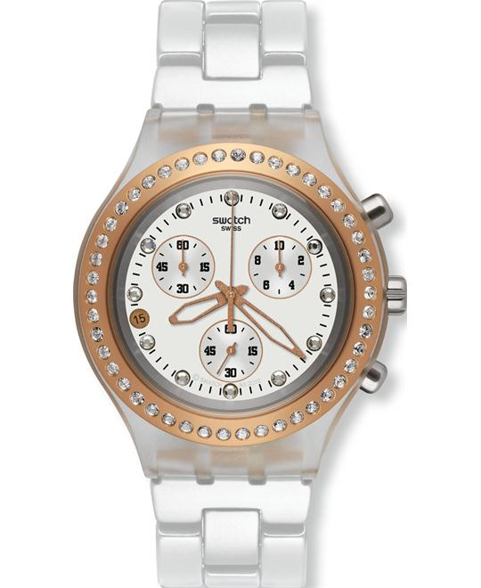 Swatch Full Blooded Unisex Watch 43mm