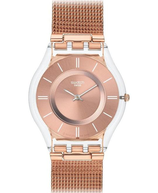 Swatch Hello Darling Ladies Watch, 34mm