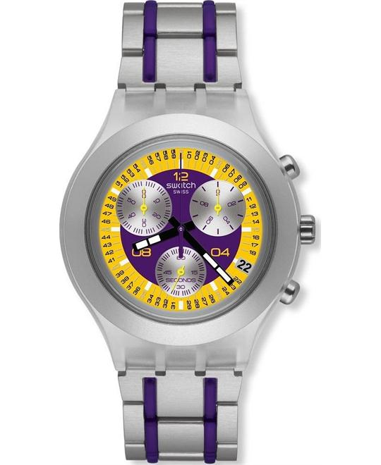 Swatch Irony Chrono Sawadeewatch Watch, 43mm