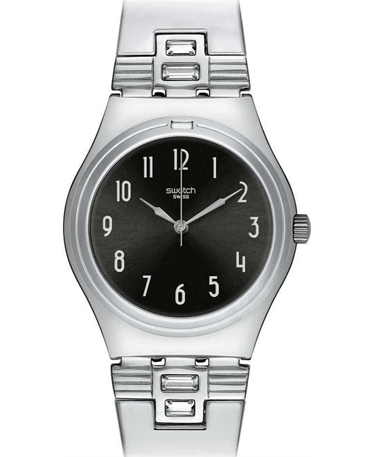 Swatch Last Night Ladies Watch 33mm