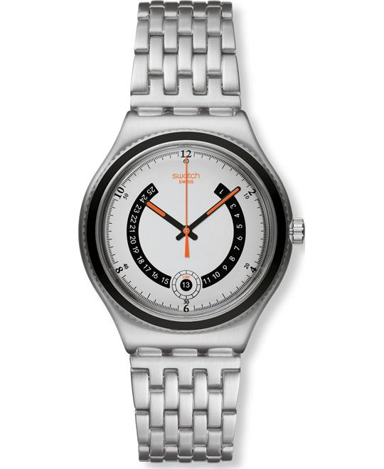 Swatch men's BEAULIEU watch 43mm