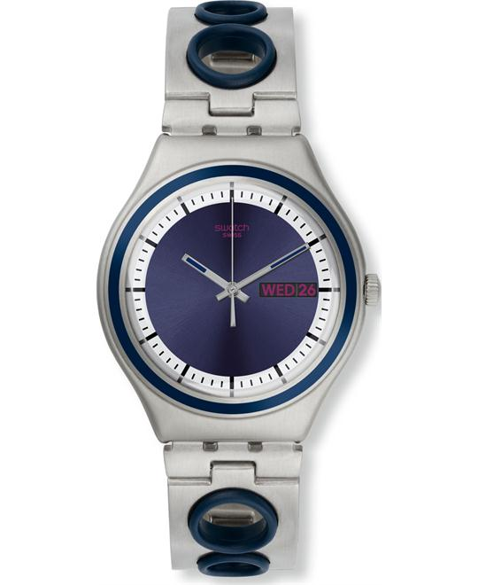 Swatch PORTHOLE watch, 37mm
