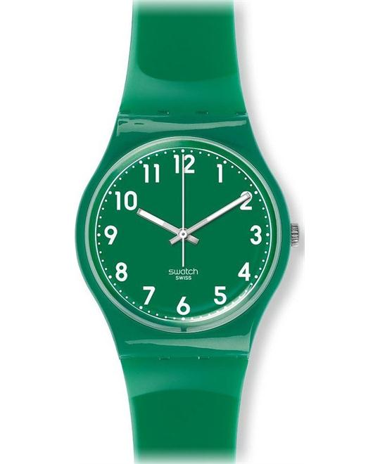 Swatch Smaragd Unisex Watch, 34mm