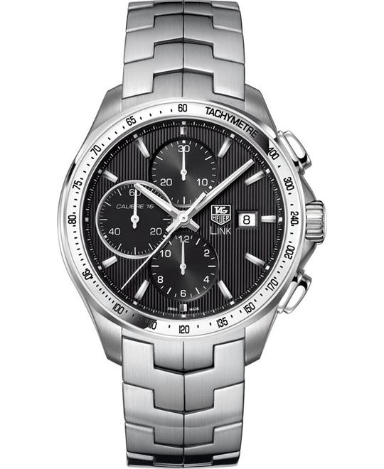 TAG Heuer Men's Automatic Chronograph CAT2010.BA0952 Watch 43mm