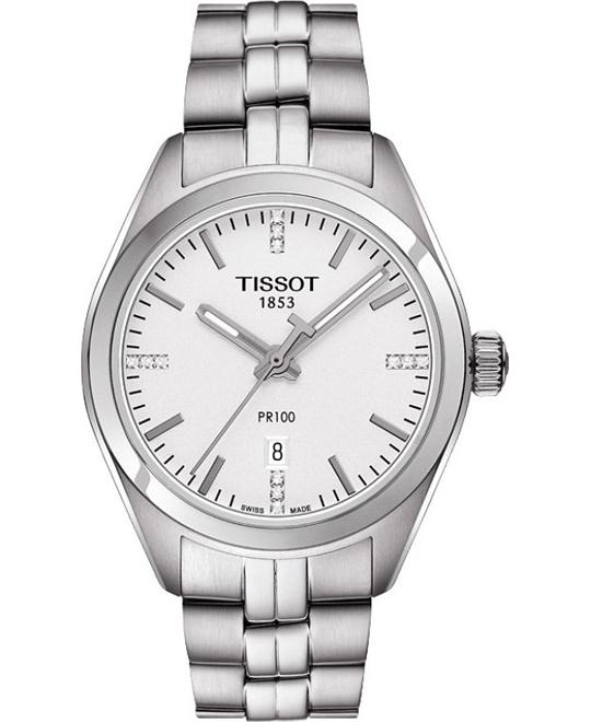 Tissot PR 100 T-Classic Ladies Watch 33mm