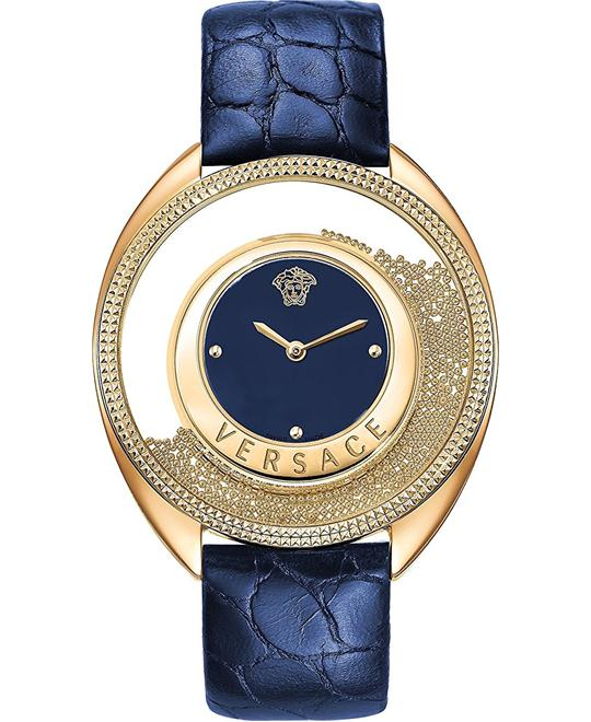 Versace Destiny Spirit Micro Blue Watch 36mm