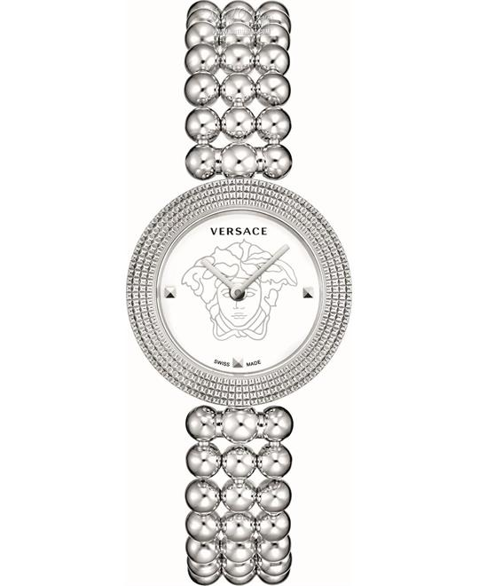 Versace Ladies Swiss 'Eon Soiree' Stainless Watch 26mm