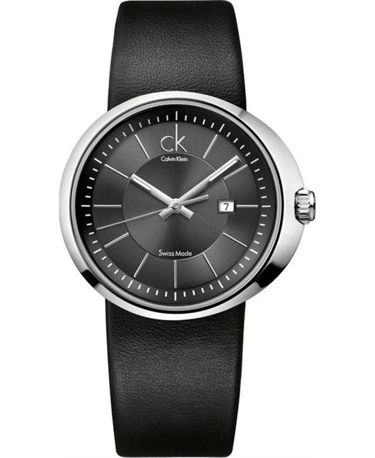 Watch Calvin Klein Trust Women´s Black 34mm