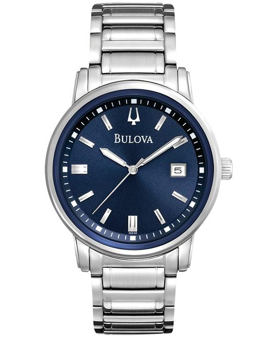 Bulova Men's Highbridge Round Watch 40mm