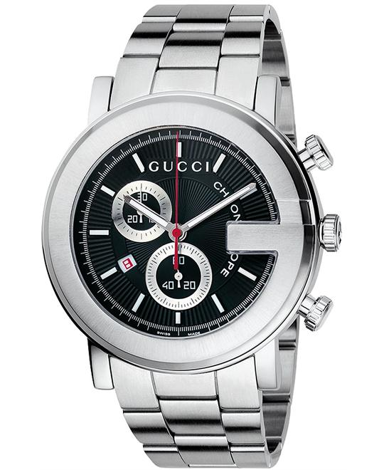 Gucci G Chrono  Men's Stainless steel Watch 44mm