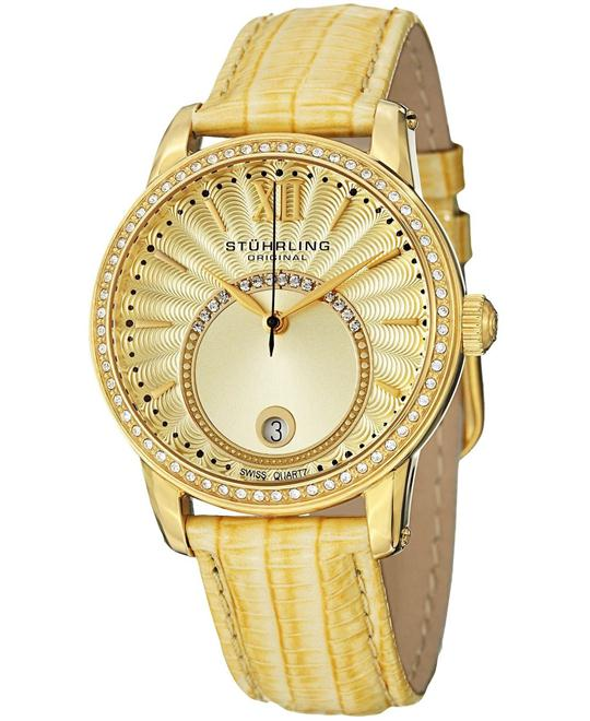 Stuhrling Swiss 544.1135A15 Women's Swarovski 37mm