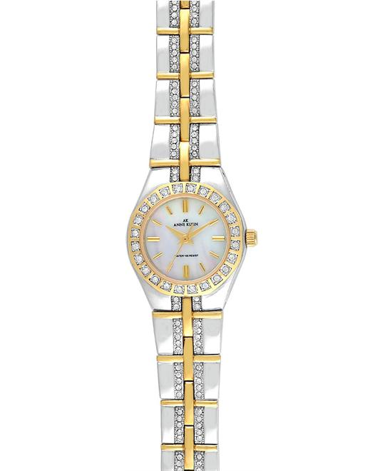 Anne Klein Watch, Women's Two Tone