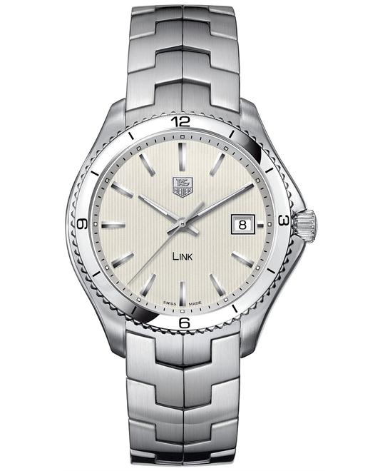 TAG Heuer WAT1111.BA0950 Link Men's Swiss Watch 40mm