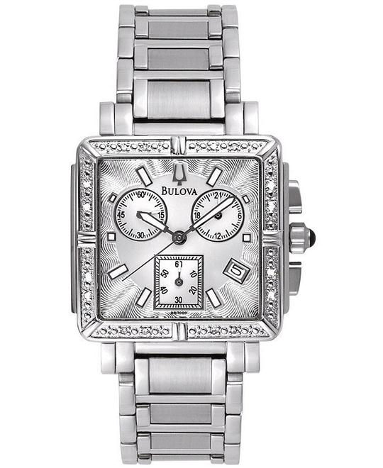 Bulova Women's Diamond Watch 29mm