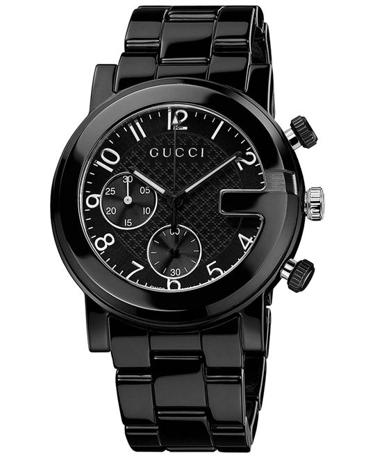 Gucci G-chrono  Men's Swiss Ceramic watch 38mm