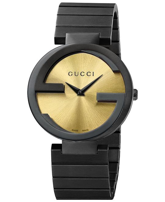 Gucci Interlocking  Women's Watch 37mm