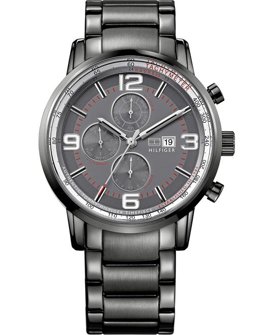 Tommy Hilfiger Men's Gray watch, 44mm