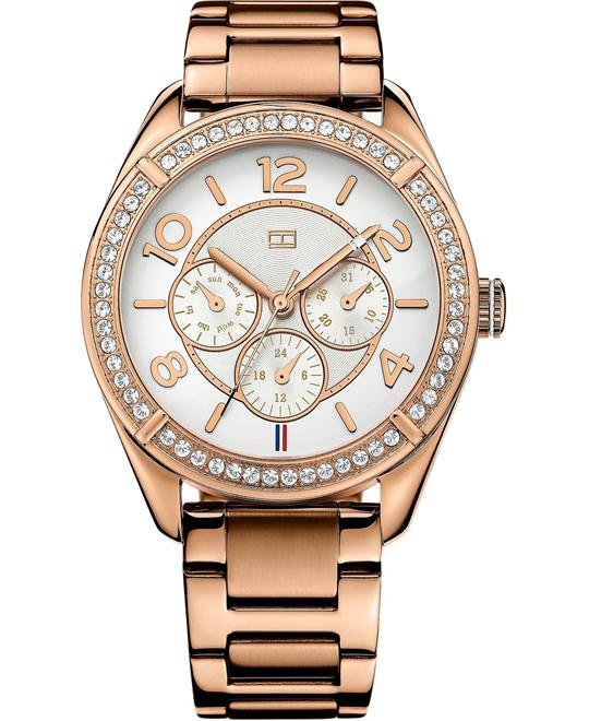 Tommy Hilfiger Women's Gold watch, 40mm