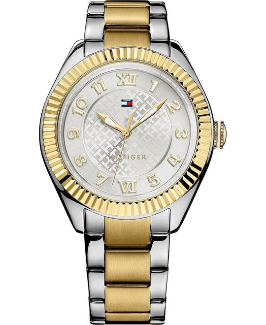 Tommy Hilfiger Women's Two Stainless 41mm