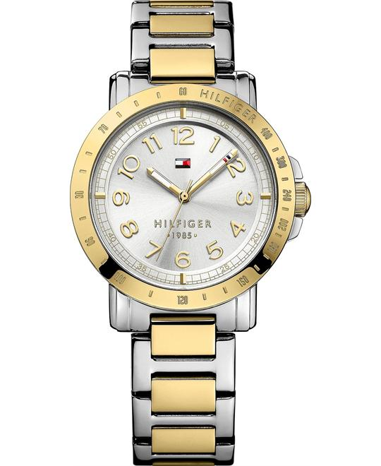 Tommy Hilfiger Women's Two Stainless 38mm