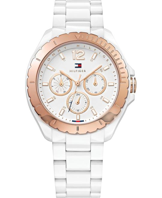 Tommy Hilfiger Women's White Bracelet 40mm