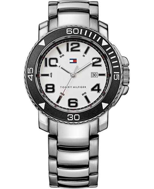 Tommy Hilfiger Men's Stainless Steel 42mm