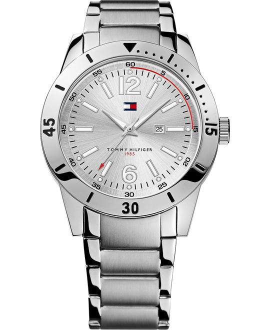 Tommy Hilfiger Men's Silver Bracelet 42mm