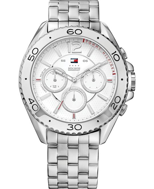 Tommy Hilfiger Men's Stainless Steel 46mm