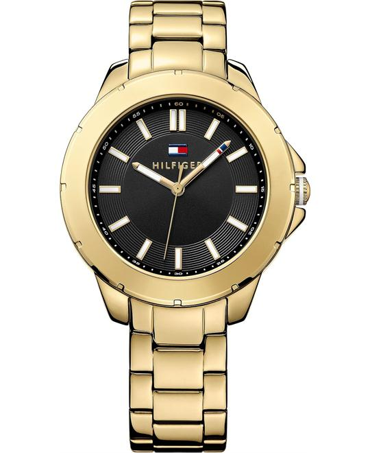 NEW! Tommy Hilfiger Men's Gold Watch 38mm