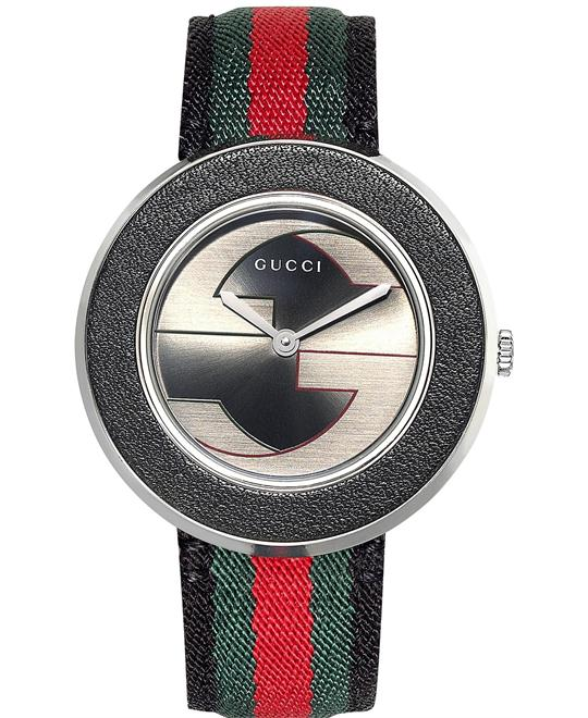 Gucci U - Play  Women's Swiss Nylon Watch 35mm