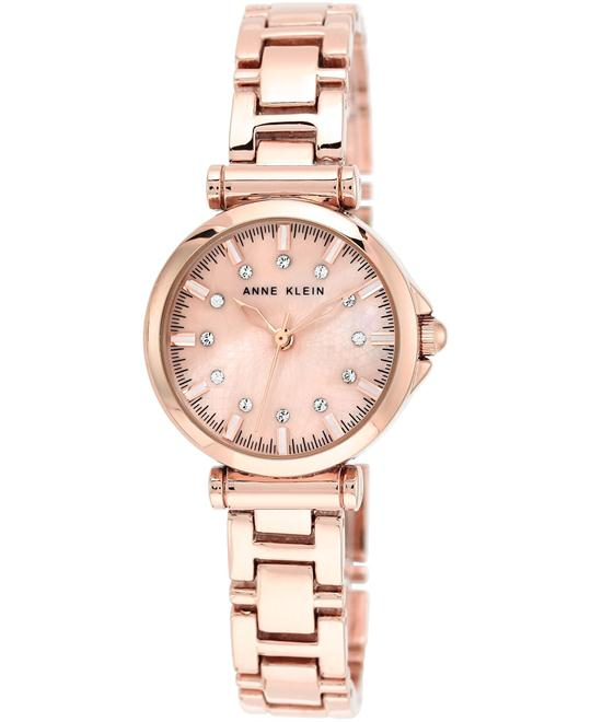Anne Klein Rose Gold Watch 28mm