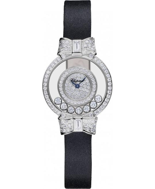 Chopard 205020-1001 HAPPY DIAMONDS 18-KARAT 24mm
