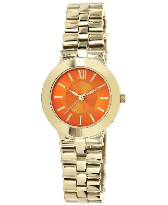 Anne Klein Women's Gold Bracelet Watch 28mm
