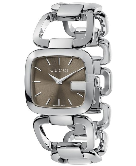 Gucci G Gucci  Women's Swiss Stainless watch 32x30mm