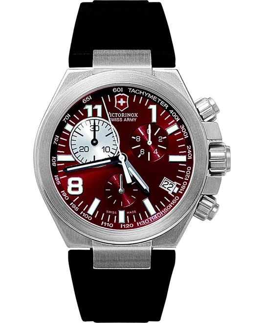 Victorinox Swiss Army Convoy Burgundy Men's Watch 42mm