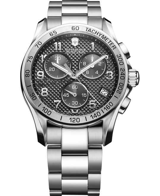 Victorinox Swiss Army Chrono Classic PVD Men's 41mm