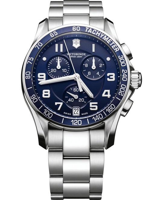 Victorinox Swiss Army Chrono Classic Watch 40mm