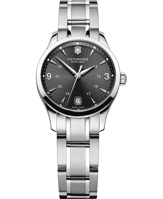 VICTORINOX Swiss Army Alliance Charcoal Watch 30mm